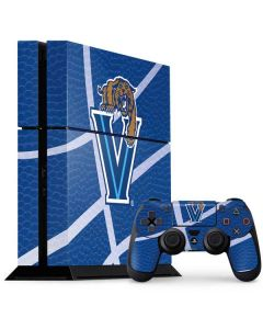 Villanova Basketball Print PS4 Console and Controller Bundle Skin