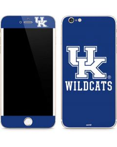UK Kentucky Wildcats iPhone 6/6s Plus Skin
