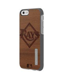 Tampa Bay Rays Engraved Incipio DualPro Shine iPhone 6 Skin