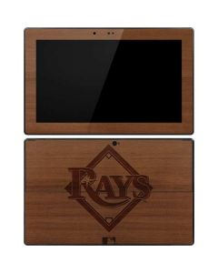 Tampa Bay Rays Engraved Surface Pro Tablet Skin
