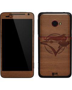 Toronto Blue Jays Engraved EVO 4G LTE Skin