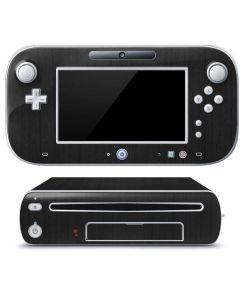 Ebony Wood Wii U (Console + 1 Controller) Skin