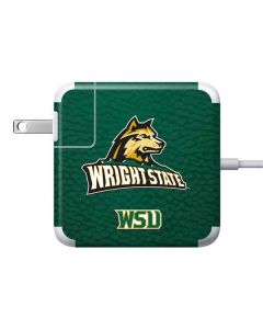 Wright State Apple Charger Skin