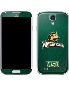 Wright State Galaxy S4 Skin