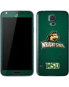 Wright State Galaxy S5 Skin