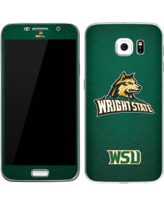 Wright State Galaxy S6 Skin