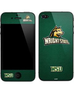 Wright State iPhone 4&4s Skin