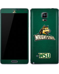 Wright State Galaxy Note 4 Skin