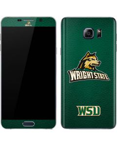 Wright State Galaxy Note5 Skin