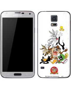 Looney Tunes All Together Galaxy S5 Skin