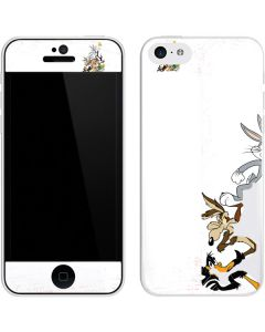 Looney Tunes All Together iPhone 5c Skin