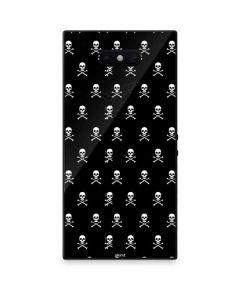 Skull and Crossbones (white) Razer Phone 2 Skin