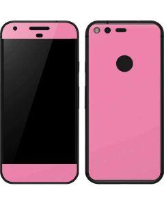 Smart Cover Pink Google Pixel Skin