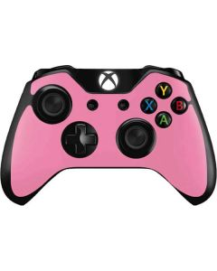 Smart Cover Pink Xbox One Controller Skin