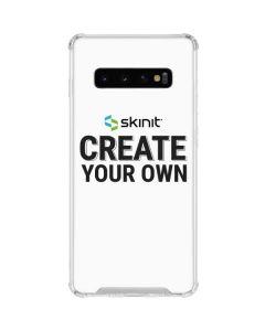 Custom Galaxy S10 Clear Case