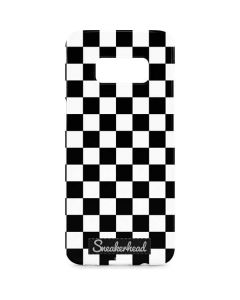 Sneakerhead Checkered Galaxy S8 Plus Lite Case