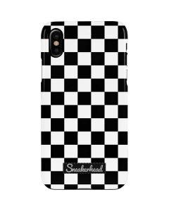Sneakerhead Checkered iPhone XS Max Lite Case