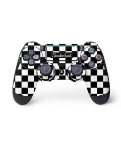 Sneakerhead Checkered PS4 Pro/Slim Controller Skin