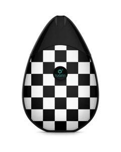Sneakerhead Checkered Suorin Drop Vape Skin