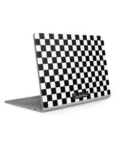 Sneakerhead Checkered Surface Book 2 13.5in Skin
