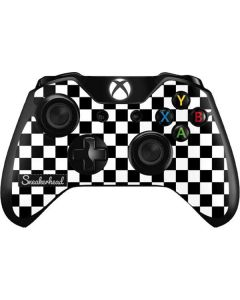 Sneakerhead Checkered Xbox One Controller Skin