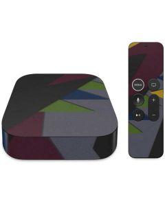 Sneakerhead Geometric Apple TV Skin