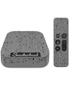 Sneakerhead Texture Apple TV Skin