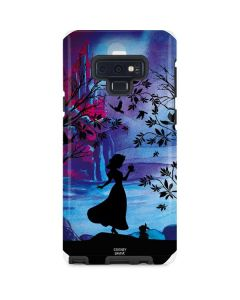 Snow White Enchanted Forest Galaxy Note 9 Pro Case
