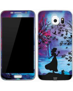 Snow White Enchanted Forest Galaxy S7 Skin