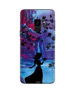 Snow White Enchanted Forest Galaxy S9 Skin