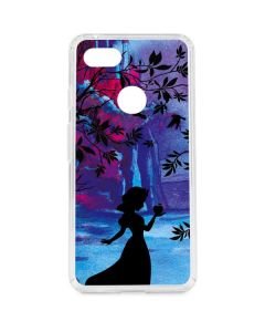 Snow White Enchanted Forest Google Pixel 3 XL Clear Case