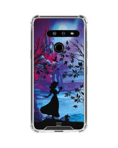 Snow White Enchanted Forest LG G8 ThinQ Clear Case