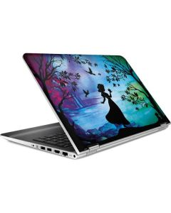 Snow White Enchanted Forest HP Pavilion Skin