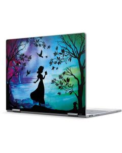 Snow White Enchanted Forest Pixelbook Skin
