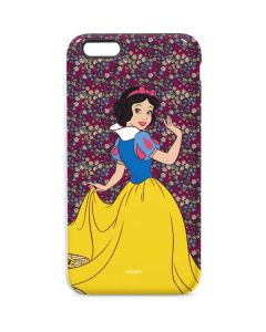 Snow White Floral iPhone 6/6s Plus Pro Case