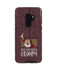 Snow White Grumpy Galaxy S9 Plus Pro Case
