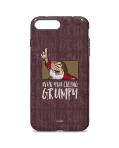 Snow White Grumpy iPhone 8 Plus Pro Case