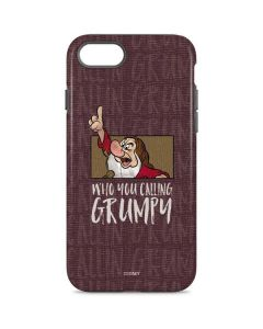 Snow White Grumpy iPhone 8 Pro Case