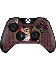 Snow White Grumpy Xbox One Controller Skin