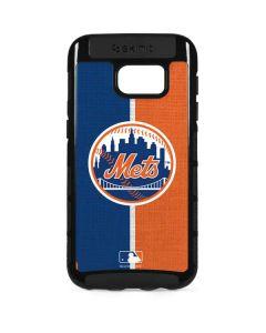 New York Mets Split Galaxy S7 Edge Cargo Case