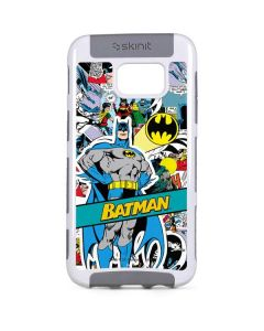 Batman Comic Book Galaxy S7 Edge Cargo Case