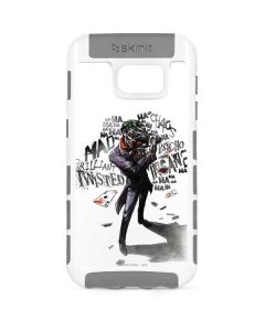 Brilliantly Twisted - The Joker Galaxy S7 Cargo Case