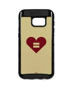Equality Heart Galaxy S7 Edge Cargo Case