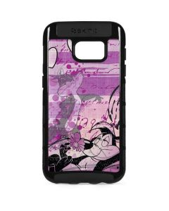 Pepe Le Pew Purple Romance Galaxy S7 Edge Cargo Case