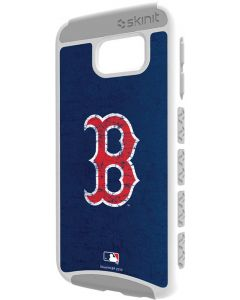Boston Red Sox - Solid Distressed Galaxy S6 Cargo Case