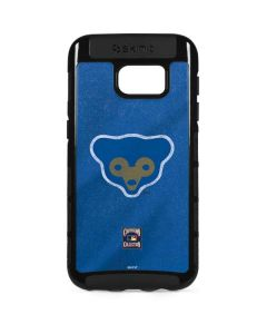 Chicago Cubs - Cooperstown Distressed Galaxy S7 Edge Cargo Case