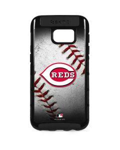 Cincinnati Reds Game Ball Galaxy S7 Edge Cargo Case