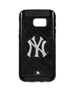 New York Yankees Dark Wash Galaxy S7 Edge Cargo Case