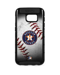 Houston Astros Game Ball Galaxy S7 Edge Cargo Case