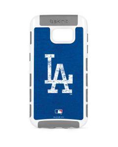 Los Angeles Dodgers - Solid Distressed Galaxy S7 Cargo Case